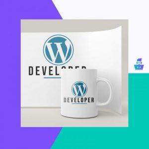 Šolja WordPress