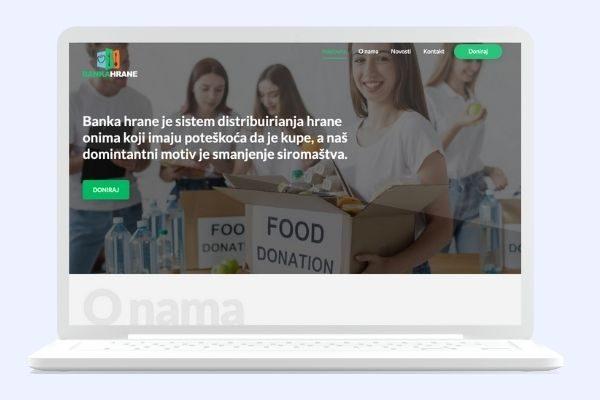 Projekat banka hrane
