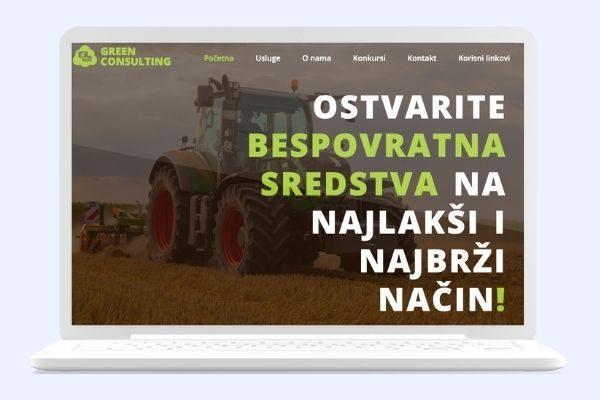 Projekat green consulting