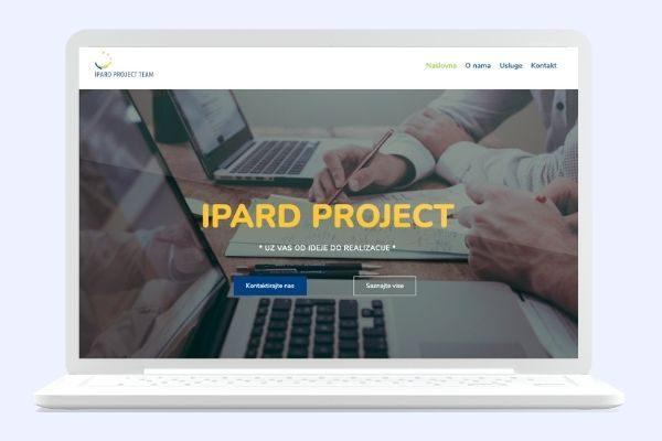 Projekat ipard project