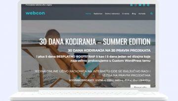 Projekat webcon