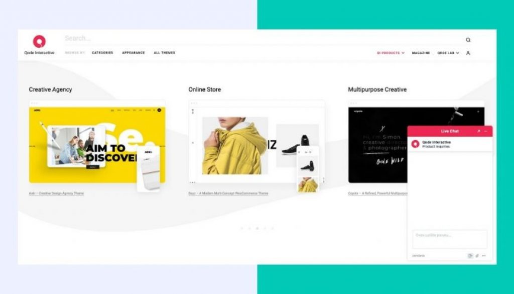 qode interactive